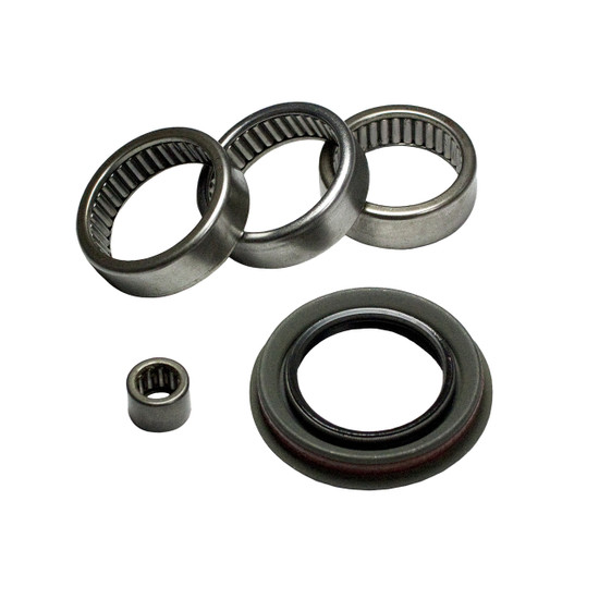 Yukon Gear AK C7.25IFS Axle Bearing/Seal Kit Fits Chrysler 7.25'' IFS. Includes bearings and seals for both sides, including pilot bearing.