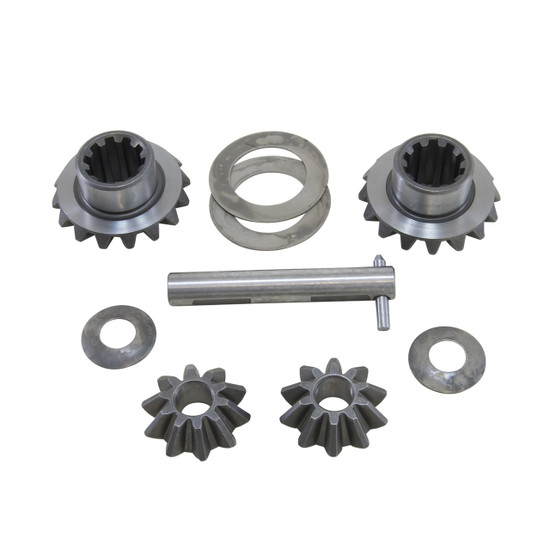 Yukon Gear YPKD27-S-10 Spider Gear Set Fits Dana 27 standard open differential.Yukon spider gear sets and clutch kits are manufactured to meet or exceed OE spefications for years of long life.
