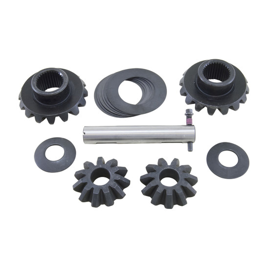 Yukon Gear YPKC9.25-S-33-STRAIGHT Spider Gear Set Fits Chrysler 9.25'' front standard open differential.Yukon spider gear sets and clutch kits are manufactured to meet or exceed OE spefications for years of long life.