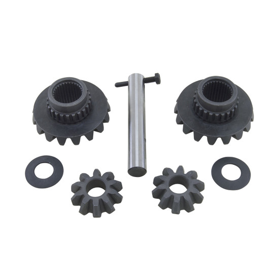 Yukon Gear YPKGM12-P-30 Spider Gear Set Fits GM 12 bolt car and truck Dura Grip positraction, 30 spline.Yukon spider gear sets and clutch kits are manufactured to meet or exceed OE spefications for years of long life.