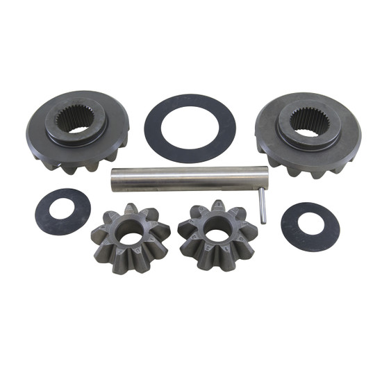 Yukon Gear YPKDS110-S-34 Spider Gear Set Fits Dana S110 standard open differential, 34 spline.Yukon spider gear sets and clutch kits are manufactured to meet or exceed OE spefications for years of long life.