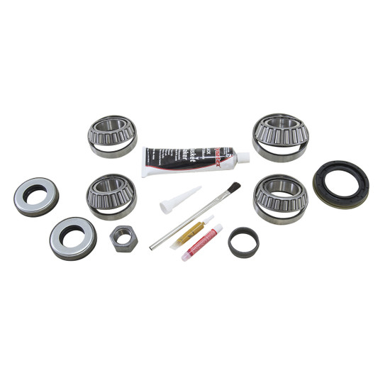 Yukon Gear BK GM9.25IFS Differential Bearing Kit Fits '10 and down GM 9.25''. Uses Timken bearings and races along with high quality small parts. Includes carrier and pinion bearings and races, pinion seal, crush sleeve, pinion nut, crush sleeve, mar