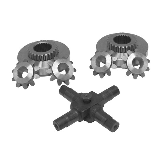 Yukon Gear YPKD60-P/L-30 Spider Gear Set Fits Dana 60 Powr Lok positraction, 30 spline.Yukon spider gear sets and clutch kits are manufactured to meet or exceed OE spefications for years of long life.