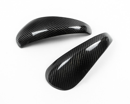AP-987-605-HBFV Carbon Fiber Mirror Covers Porsche 987 Boxster | Cayman Agency Power