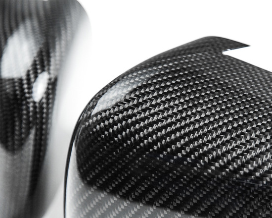 AP-CLA-605-HBFV Carbon Fiber Mirror Covers Mercedes-Benz CLA250 | CLA45 AMG Agency Power