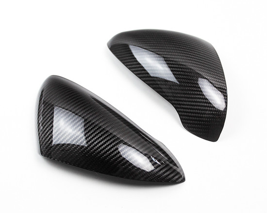 AP-991-605-HBFV Carbon Fiber Mirror Covers Porsche 991 Turbo | Carrera | GT3 Models Agency Power