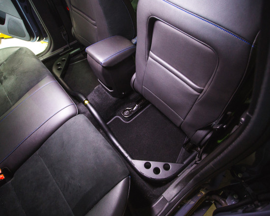 AP-FOCRS-505-HBFV Interior Floor Cross Brace Ford Focus ST|RS Agency Power