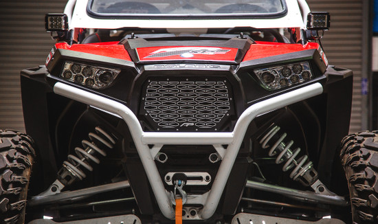 AP-RZR-635-HBFV Agency Power Premium Grill Polaris RZR 1000 | RZR XP Turbo