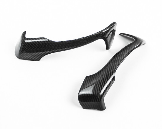 AP-FRS-601-HBFV Carbon Fiber Interior Door Handle Trim Scion FRS | Subaru BRZ | Toyota GT-86 Agency Power