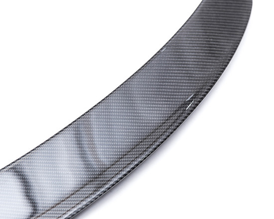 AP-CLA-620-HBFV Carbon Fiber Rear Trunck Lid Spoiler Mercedes-Benz CLA250 Agency Power