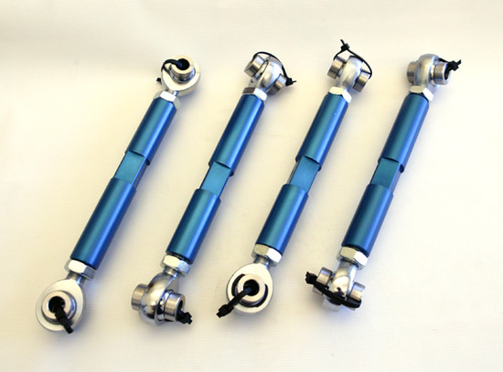 AP-996-200-HBFV Rear Adjustable Control Arms 99-08 Porsche 996 | 997 Agency Power