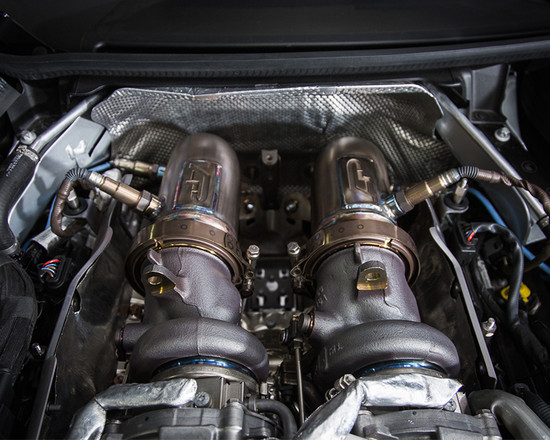 AP-MBGTS-171-HBFV Race Down pipes w/Midpipe 15-Pres Mercedes-Benz AMG GT-S Agency Power