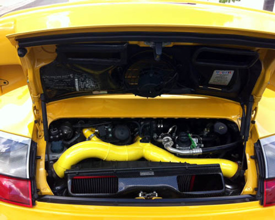 AP-996TT-102-HBFV High Flow 3 inch Y-Pipe Kit 01-05 Porsche 996 TT | GT2 Agency Power