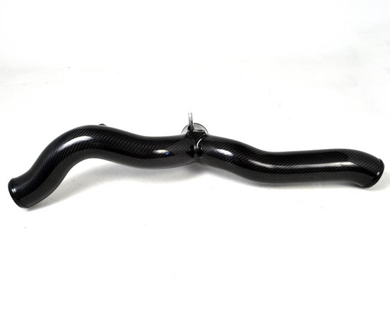 AP-996TT-103-HBFV Carbon Fiber High Flow 3 inch Y-Pipe Kit 01-05 Porsche 996 TT | GT2 Agency Power