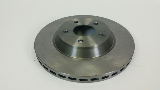 """Baer Brake Systems 6910957 Disc Brake Rotor Left - Replacement Rotor 15""""x1.250"""", 6 on 5 1/2"""" BC"""