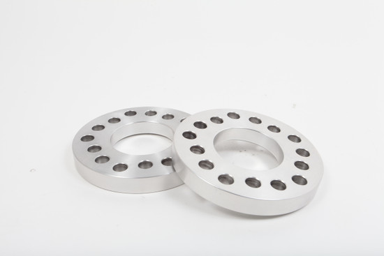 Baer Brake Systems 2000011 Wheel Spacer Package contains (1) Pair Universal-Universal Wheel Spacer Builder Components 5 on 4.25, 4.5, 4.75-inch
