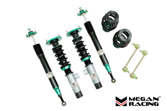 Megan Euro Series Coilover Damper Kit BMW 6 Series 2dr Coupe 2012+