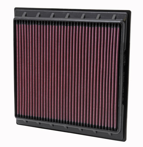 K/&N Filters 33-2734 Washable and Reusable Car Replacement Air Filter