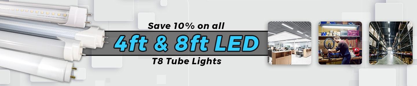 LED T8 Tube Light Sale