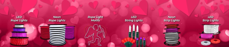 Valentines Day Lighting