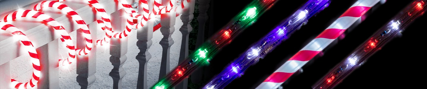 LED Holiday Rope Lights