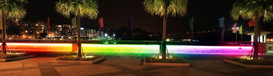 12 Volt RGB LED Strip Lights