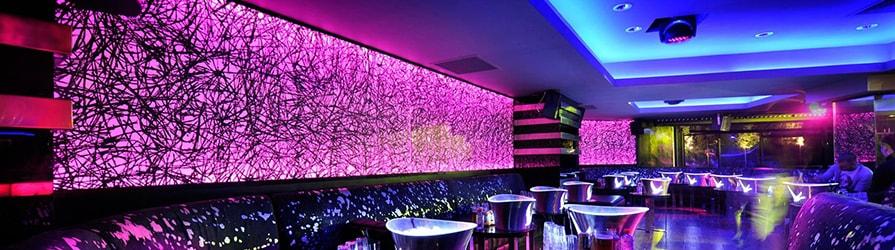 120 Volt LED Strip Lights