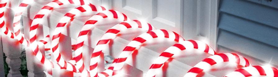 LED Holiday Rope Lights
