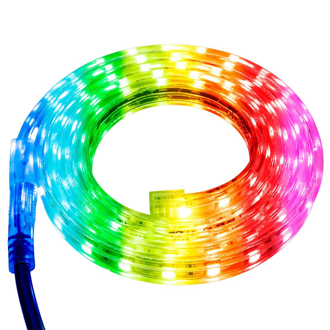 Multi Color LED Strip Lights | RGB LED Strip Lighting | Birddog Lighting