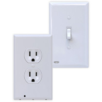 SnapPower Outlet and Switch Covers