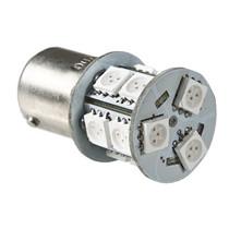 13 LED 12 Volt 1157 Bayonet Bulb (360deg)