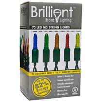 Brilliant 70 M5 LED String Light Set - 4 Inch Spacing