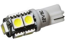 9 LED 12 Volt Wedge Bulb (360deg)