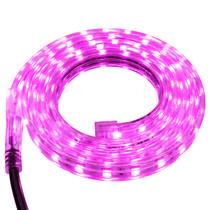 Pink LED Strip Light - 120 Volt - High Output (SMD 5050) - Custom Cut