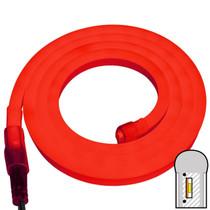 Red SMD LED Neon Strip Light - 120 Volt - Custom Cut