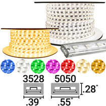 120 Volt LED Strip Lights