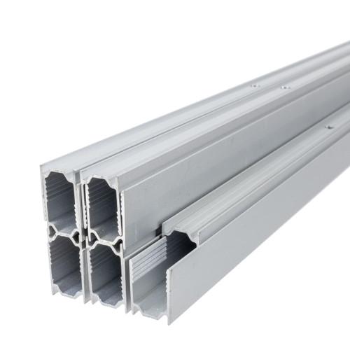 24 inch aluminum track for 120 volt smd led neon strip lights