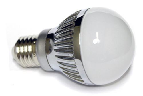 pure white a19 5 watt led light bulb