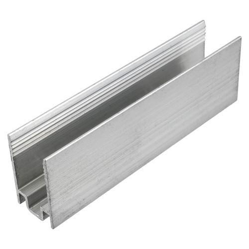 2 inch aluminum clips for 120 volt smd led neon strip lights
