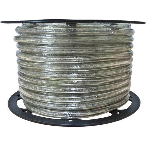 148ft clear incandescent rope light spool - 120 volt - 1/2 inch diameter
