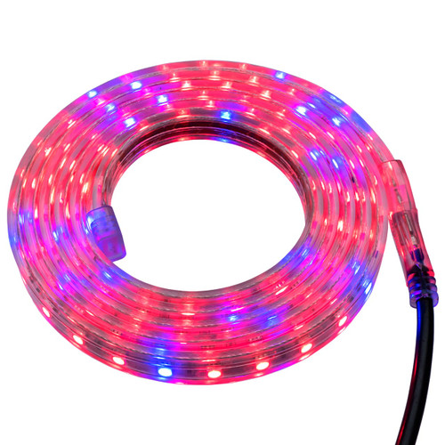 LED Strip Grow Light - 120 Volt - High Output (SMD-5050) - Custom Cut