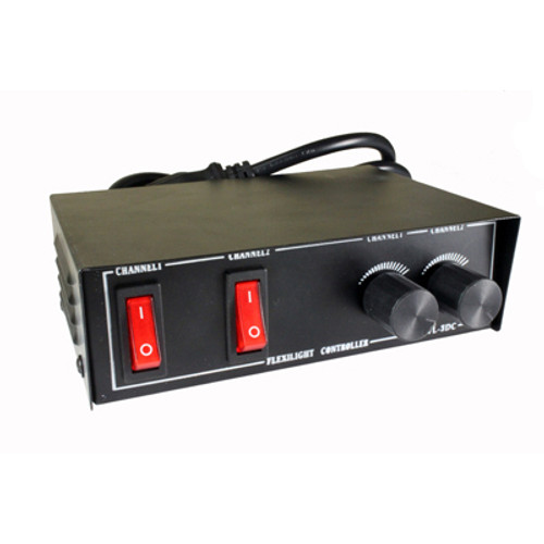 120 volt dual channel dimmer controller