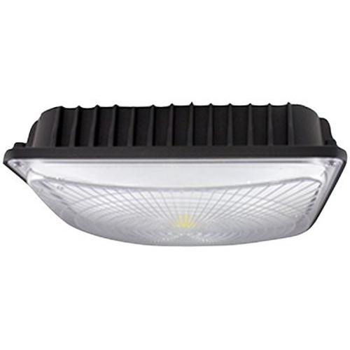 Bright White LED Low Bay Canopy Lights