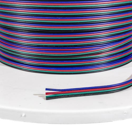 12 volt rgb wire for smd-5050 strip lights