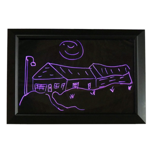 led color changing message board - 18 inch x 25 inch