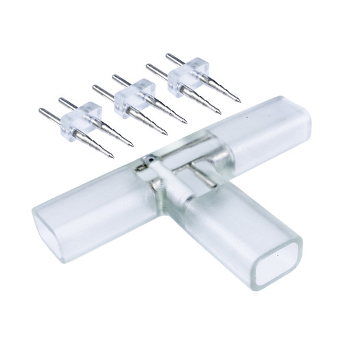 120 Volt LED Strip Light T Connector (SMD-3528)