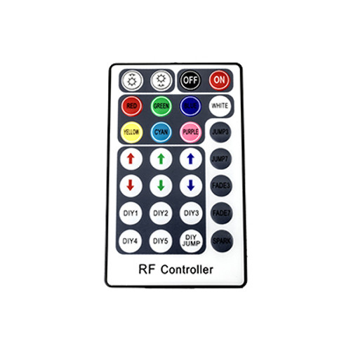 replacement remote for 120 volt multi-function color changing controller