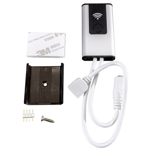 12/24 volt wireless (wi-fi) smart touch controller for rgb color changing led strip lights