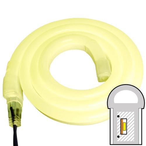 Warm White SMD LED Neon Rope Light - 120 Volt - Custom Cut