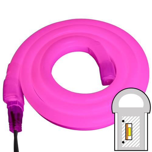 Pink SMD LED Neon Rope Light - 120 Volt - Custom Cut